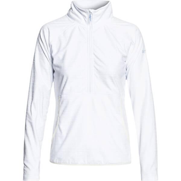 ROXY Damen Funktions-Fleece mit Halbreißverschluss Cascade