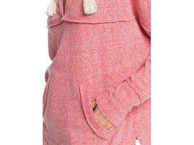 ROXY Damen Kapuzenpulli Sunrise Surf Pink