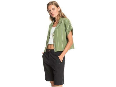 ROXY Damen Bermudashorts If You Stay Schwarz