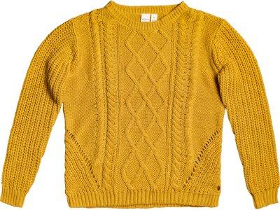 ROXY Damen Pullover ENGLAND SKIES Gelb
