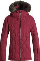 ROXY Damen Gesteppte Snow-Jacke Breeze