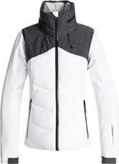 ROXY Damen Gesteppte Snow-Jacke Flicker