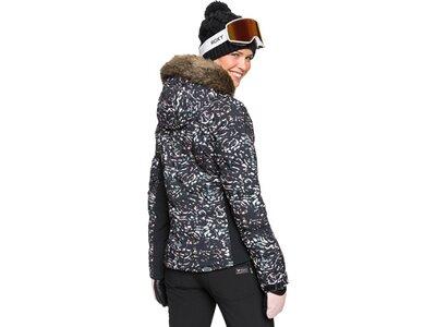 ROXY Damen Funktionsjacke SNOWSTORM Schwarz