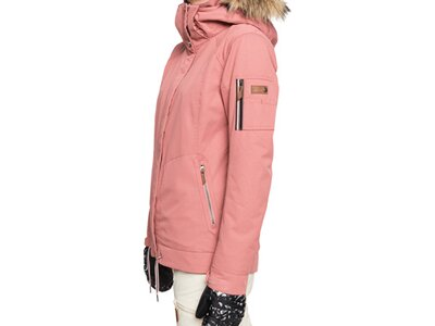 ROXY Damen Funktionsjacke MEADE Pink