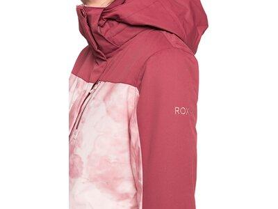 ROXY Damen Funktionsjacke JETTY BLOCK Rot