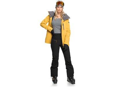 ROXY Damen Hose RISING HIGH J SNPT Schwarz