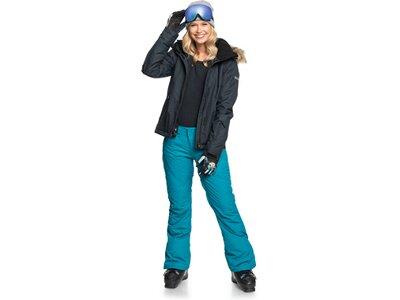 ROXY Damen Hose BACKYARD Blau