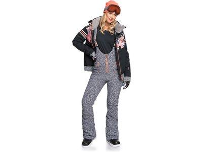 ROXY Damen Latzhose POP SNOW BIB Grau