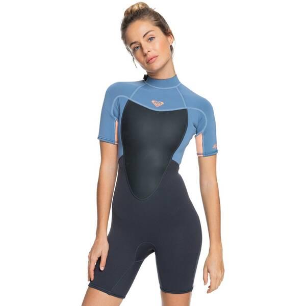 ROXY Damen Kurzärmliger Springsuit mit Reißverschluss am Rücken 2/2mm Prologue
