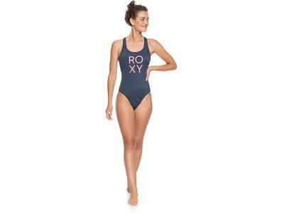 ROXY Damen Badeanzug ROXY Fitness Blau