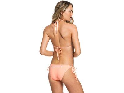 ROXY Damen Tiki-Tri-Bikini-Set Beach Classics Orange