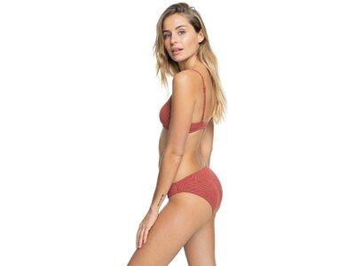 ROXY Damen Bralette-Bikini-Set Wild Babe Pink