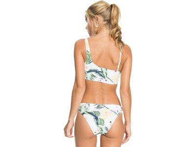 ROXY Damen Asymmetrisches Bikini-Set ROXY Bloom Braun
