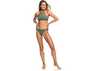 ROXY Damen Crop-Top-Bikinioberteil Garden Summers Grün