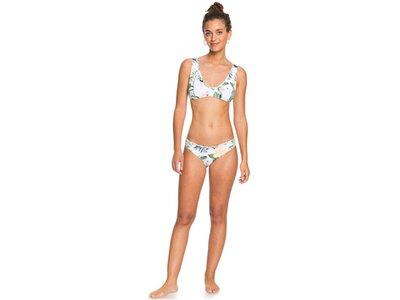 ROXY Damen Tri Bikini Top ROXY Bloom Weiß