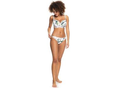 ROXY Damen D-Cup Wickel-Bikini Top ROXY Bloom Weiß