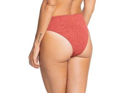 ROXY Damen Bikinihöschen mit mittelhoher Taille Wild Babe Braun