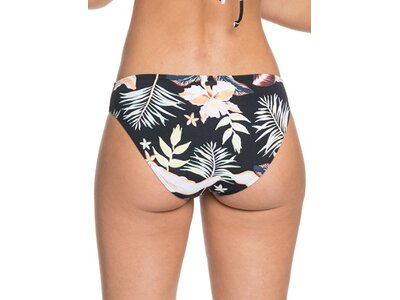 ROXY Damen Volles Bikiniunterteil Printed Beach Classics Schwarz