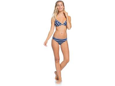 ROXY Damen Volles Bikiniunterteil Moonlight Splash Braun