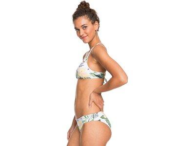 ROXY Damen Volles Bikiniunterteil ROXY Bloom Weiß