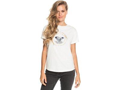 ROXY Damen Nachhaltiges T-Shirt Epic Afternoon pink