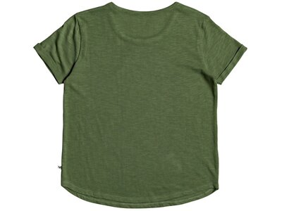 ROXY Damen T-Shirt Oceanholic Grün