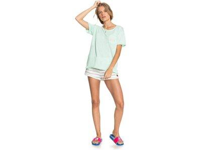 ROXY Damen T-Shirt Star Solar B Grün