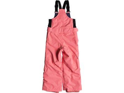 ROXY Kinder Schneelatzhose Lola Pink