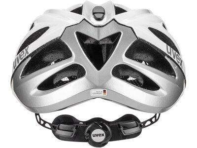 Uvex Boss Race Fahrradhelm Weiß