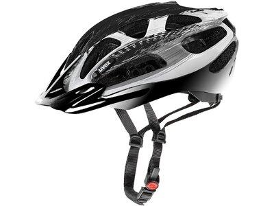 Uvex Supersonic Fahrradhelm Grau