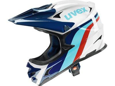 Uvex Radhelm 10 Bike Weiß