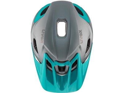 Uvex Radhelm Quatro Integrale Blau