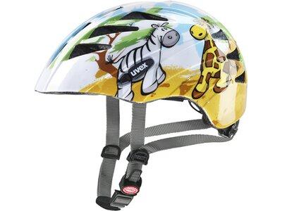Uvex Kid 1 Fahrradhelm Bunt