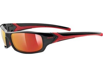 Uvex Sportstyle 211 Brille Schwarz