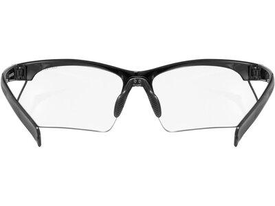 "UVEX Sportbrille ""Sportstyle 802"" Grau"