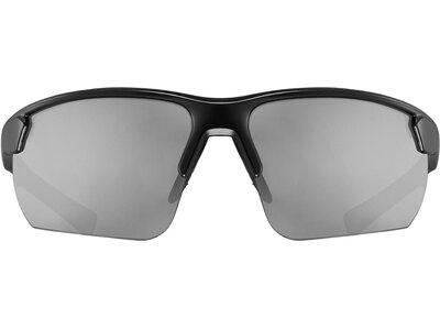 Uvex Sportstyle 221 Brille Schwarz