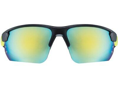Uvex Sportstyle 221 Brille Grün
