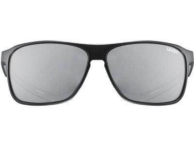 Uvex lgl 33 pola Brille Schwarz
