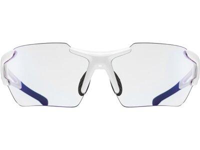 Uvex Sportstyle 803 Race s vm Brille Weiß
