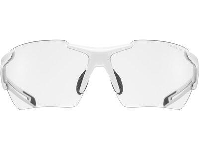 Uvex Sportbrille Sportstyle 803 small v Weiß