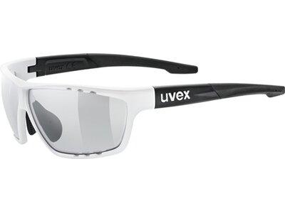 Uvex Sportbrille Sportstyle 706 v Weiß