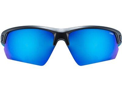 """UVEX Sonnenbrille """"Sportstyle 224"""" Schwarz"""