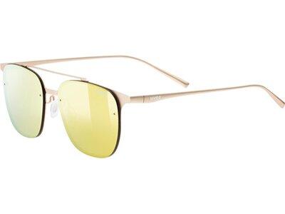 Uvex Kinder lgl 38 Brille Gelb