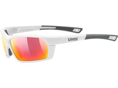 Uvex Sportbrille Sportstyle 225 Weiß