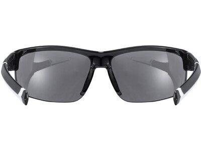 Uvex Sportbrille Sportstyle 229 Schwarz
