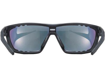 Uvex Sportbrille Sportstyle 706 cv Schwarz