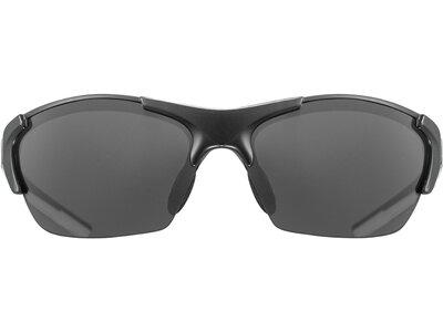 UVEX Herren Brille Blaze III Schwarz
