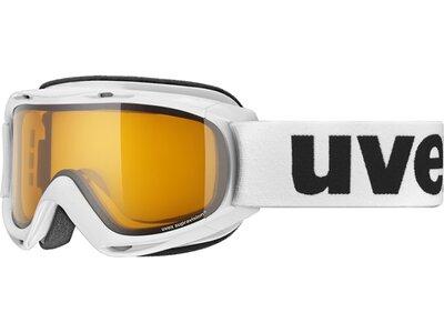 """UVEX Ski- und Snowboardbrille """"Slider"""" Weiß"""