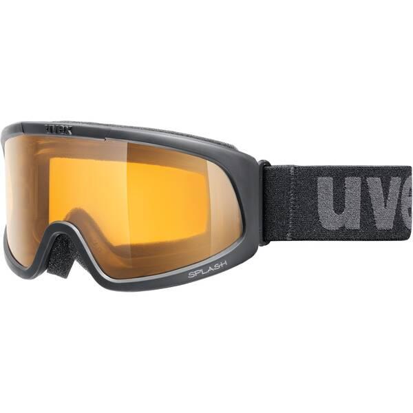 Uvex  Skibrille splash black  sl/goldlite