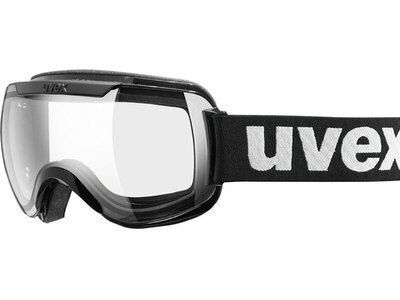 """UVEX Ski- und Snowboardbrille """"Downhilll 2000"""" white silver Schwarz"""